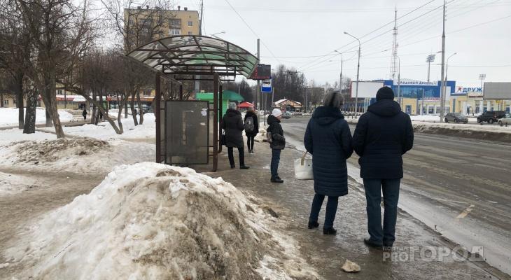 Йошкаролинцы недовольны новой остановкой у ДК Ленина