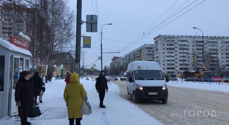 Йошкаролинцы возмущены отсутствием маршруток в некоторых частях города