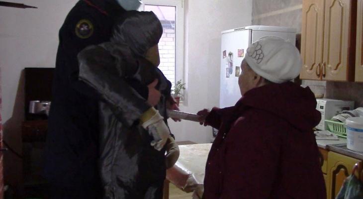 В Марий Эл пенсионерка зарезала своего сожителя