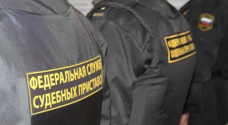 Судебные приставы арестовали недвижимость йошкаролинца, задолжавшего более полумиллиона рублей