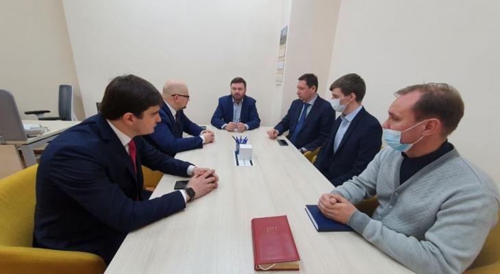 Виктор Трифонов объяснил, как работает Центр управления региона