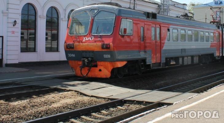 В Марий Эл увеличится количество пригородных поездов