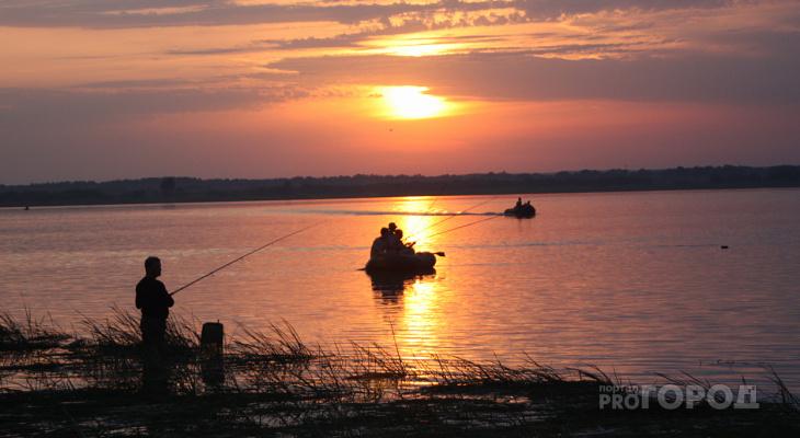 С завтрашнего дня рыбаки из Марий Эл рискуют оказаться в полиции