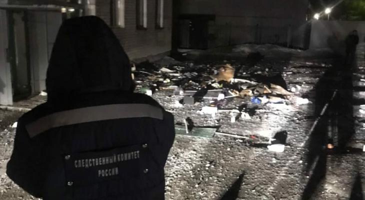 Психиатра из Марий Эл арестовали за взрыв в многоквартирном доме