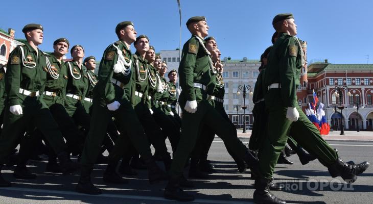 В Марий Эл продлили запрет на массовые мероприятия, кроме празднования Дня Победы