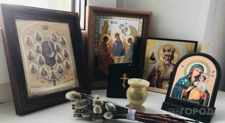 На этой неделе православные йошкаролинцы будут отмечать Вербное воскресенье