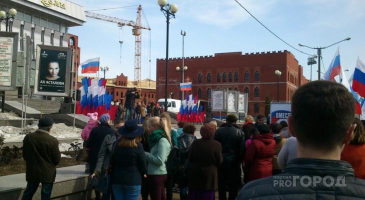 Йошкаролинцев вновь призывают выйти на несанкционированный митинг
