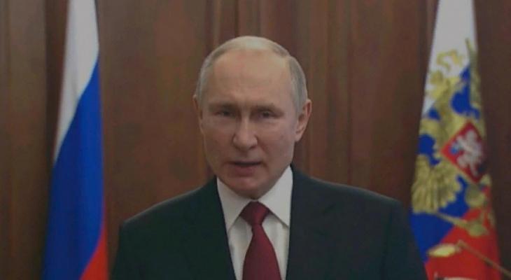 Владимир Путин объявил, что с 1 по 10 мая будут выходными