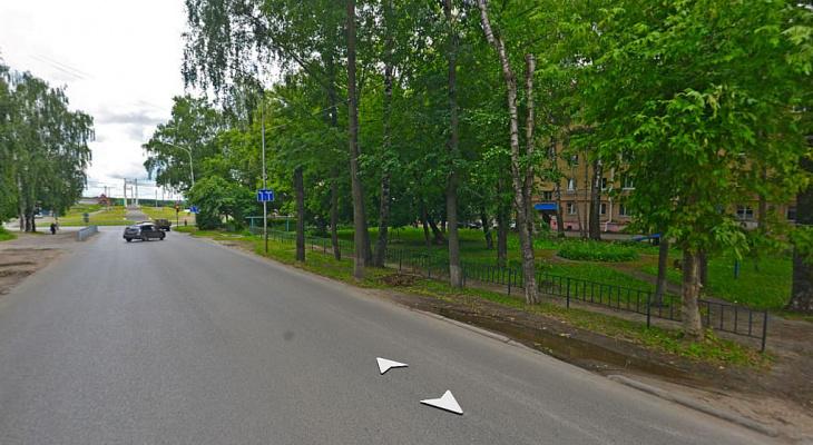 «Из нашего двора сделают парковку»: йошкаролинка недовольна проектом благоустройства Вашской улицы