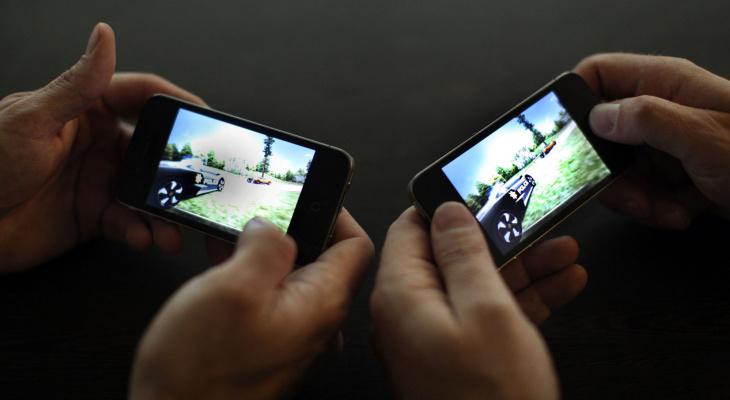 Жители Марий Эл стали чаще играть в мобильные игры