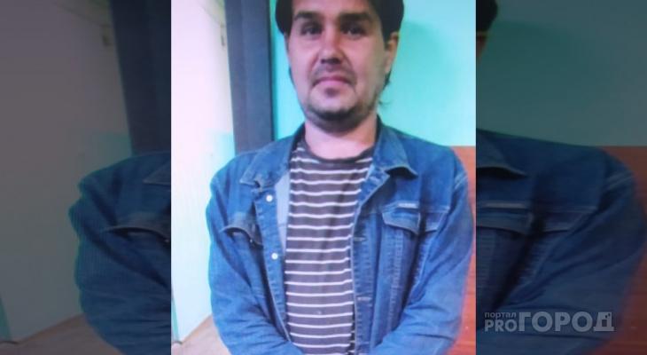 В Йошкар-Оле месяц ищут пропавшего мужчину