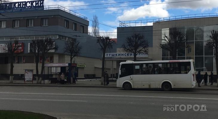 В Йошкар-Оле на ходу задымился автобус с пассажирами