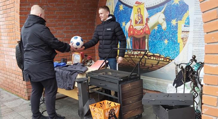 «Маме бродягу, папе оборотня»: в йошкар-олинском Кремле продавали поделки заключенных