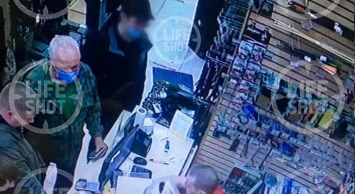 Казанскому стрелку продали оружие в йошкар-олинском магазине