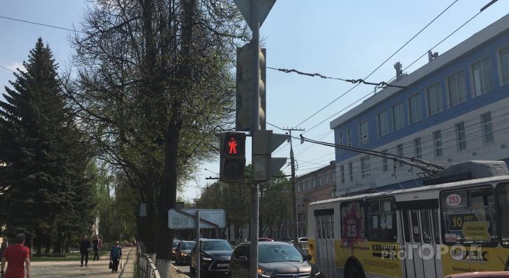 Йошкаролинка окажется в суде после перехода дороги на «красный»