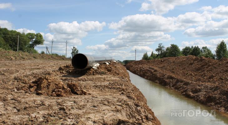 Несколько тысяч жителей Марий Эл остались без воды из-за лопнувшей трубы