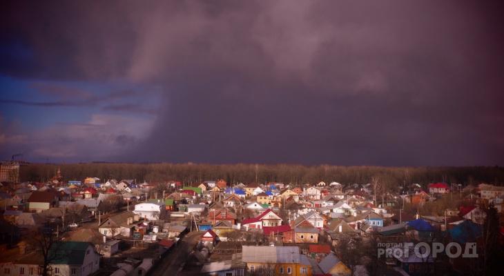 Погода в Марий Эл набирает обороты: впереди ненастье