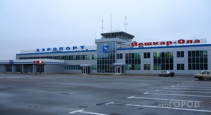 """Неизвестные """"накрутили"""" голоса ботов за новое название аэропорта Йошкар-Олы"""