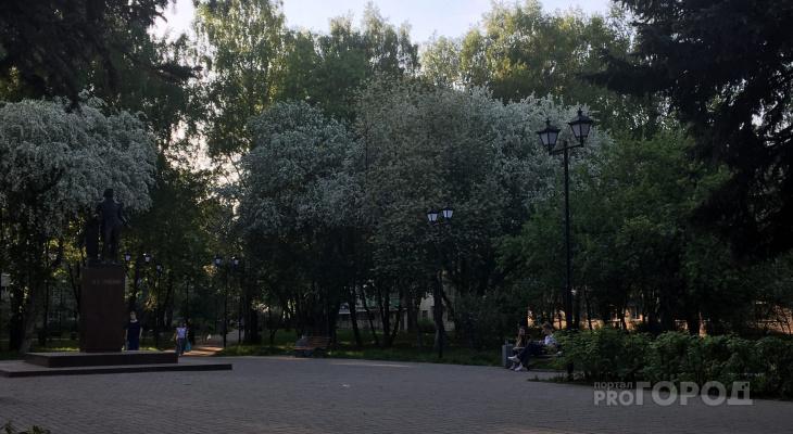 В какие краски «оделась» Йошкар-Ола: фоторепортаж с весенних улиц города