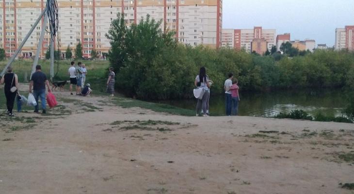 Депутат из Марий Эл продолжает бороться за сохранение пруда в 9-м микрорайоне