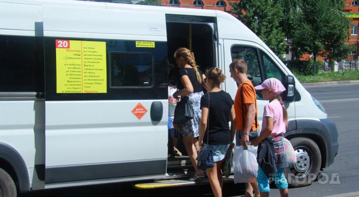 В Йошкар-Оле водители маршруток не хотят принимать оплату через телефон