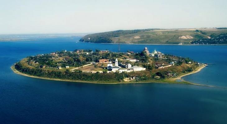 «Остров воспоминаний»: место недалеко от Марий Эл, хранящее в себе историю Руси