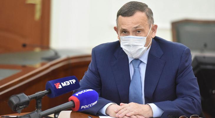 «Выше только Кадыров»: глава Марий Эл вошел в ТОП-3 чиновников, заработавших больше всех за прошлый год