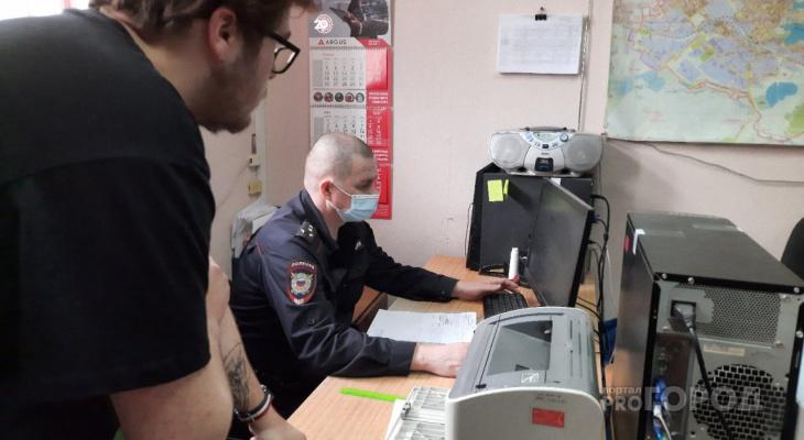 «Полицейским приходится искать несуществующие вещи»: участковые Йошкар-Олы рассказали о своей профессии