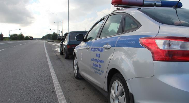Сегодня в районах республики пройдут рейды на водителей-нарушителей