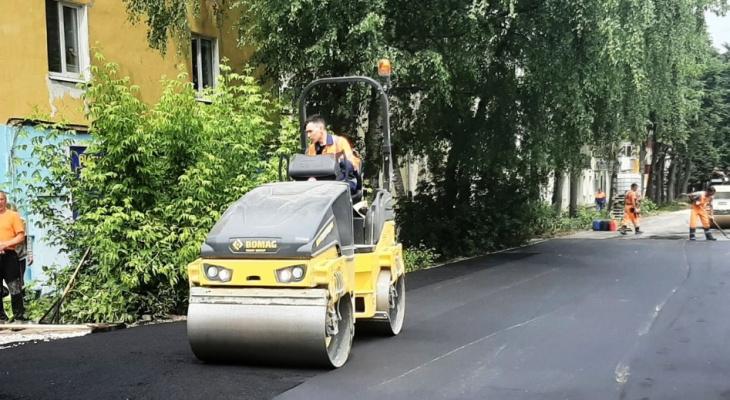 В Йошкар-Оле обновят еще один пешеходный тротуар