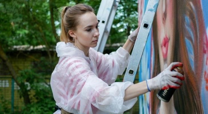 """Йошкаролинцы смогут принять участие в стрит-арт фестивале """"Краски города"""""""