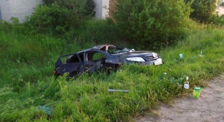 Личность водителя не установили: в Марий Эл произошло ДТП с пострадавшими