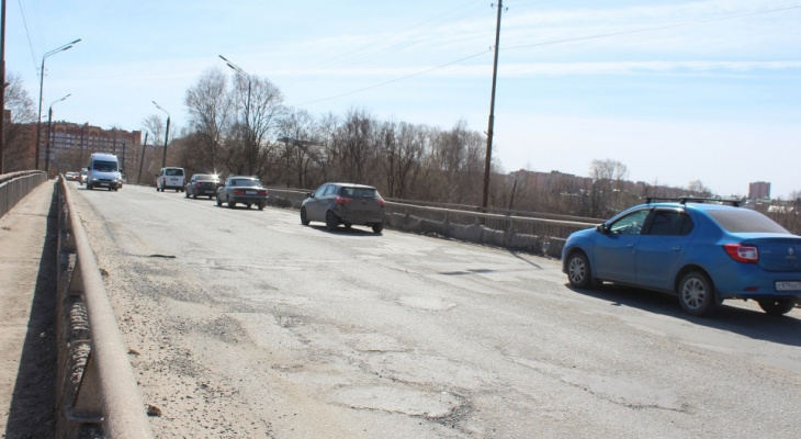 «Водители ликуют»: в Йошкар-Оле приведут в порядок Вараксинский мост