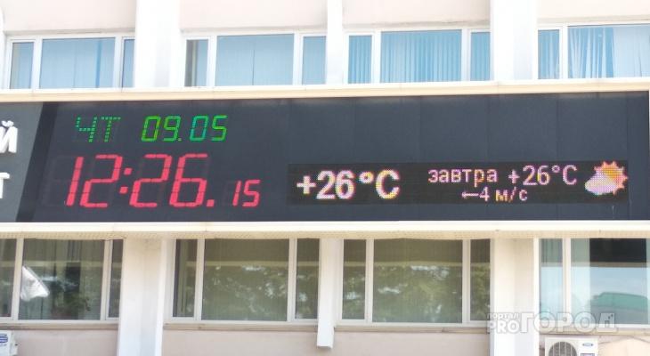 «Мне жарко и я хочу домой!»: жители Марий Эл могут раньше уходить с работы