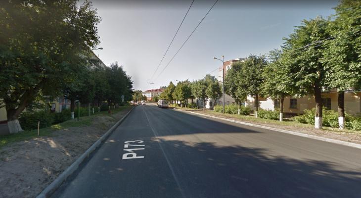 В Йошкар-Оле перекроют участок на Ленинском проспекте