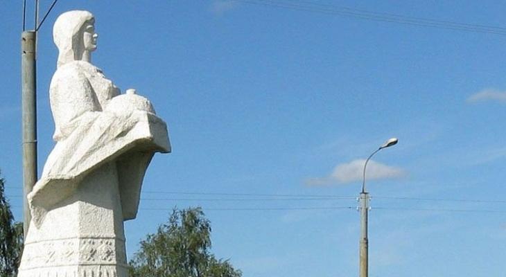 В йошкар-олинскую скульптуру «Хлеб-соль» внесут изменения