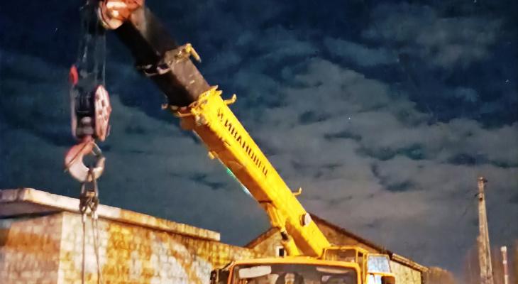 """Крановщик, из-за которого жителя Марий Эл придавило насмерть бетонной плитой, отделался """"условкой"""""""