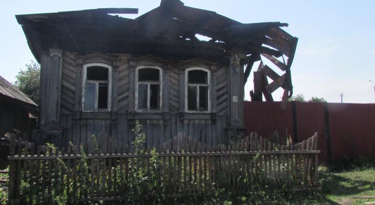 В Марий Эл обнаружили два обгоревших тела мужчин