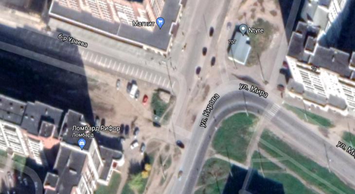В Йошкар-Оле до середины августа перекроют перекресток