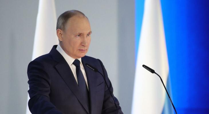 Владимир Путин подписал указ, на ужесточение правил покупки оружия в России