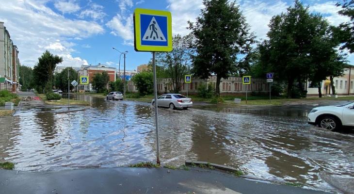 «Курорты» Йошкар-Олы: жители столицы рассказали о проблемах в городе