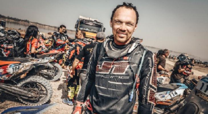 Йошкаролинец Александр Максимов выиграл всемирноизвестное ралли «Шелковый путь» на квадроцикле