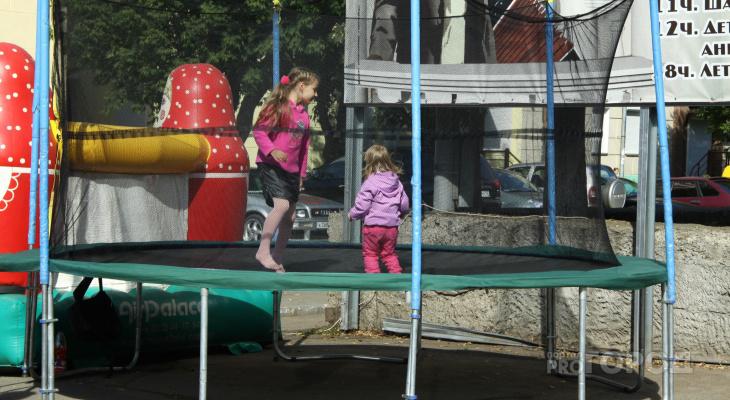 В Марий Эл обнаружили опасные для жизни и здоровья детей аттракционы