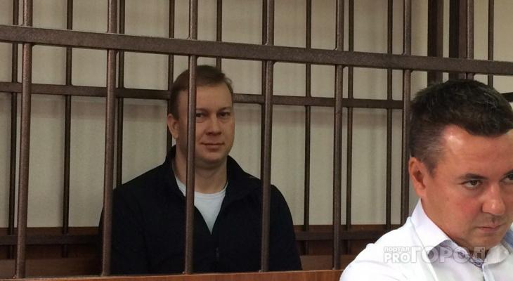 Александр Евстифеев лишил почетного звания экс-мэра Йошкар-Олы