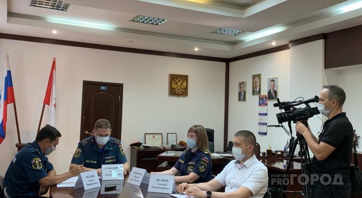 В Йошкар-Оле состоялась пресс-конференция, посвященная безопасности в летний период