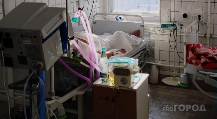 Пятеро жителей Марий Эл стали жертвами Covid-19
