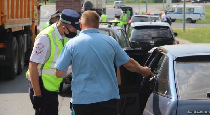 В Марий Эл пройдут рейды по водителям, нарушающим правила перевозки детей