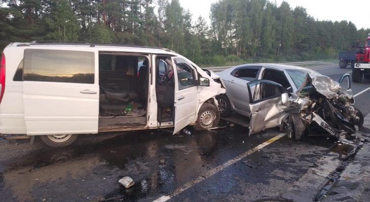 Трое погибших: пьяный житель Марий Эл без водительских прав стал виновником смертельного ДТП