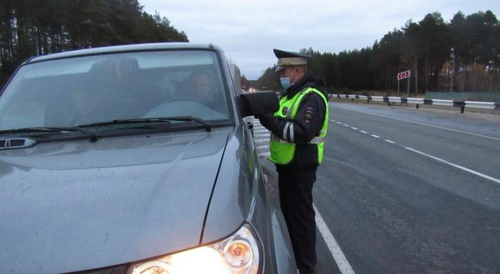 Более двадцати нетрезвых водителей из Марий Эл подвергли опасности пешеходов