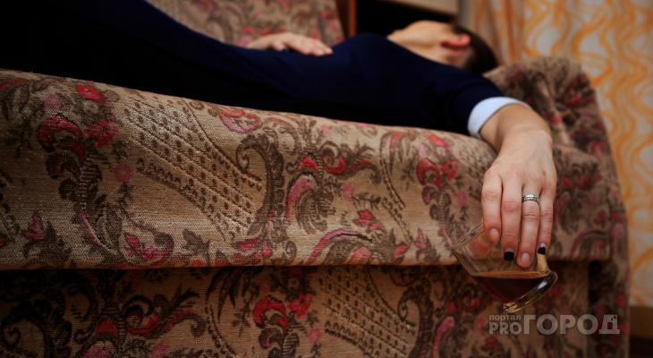 Почти сотня жителей Марий Эл стали жертвами этанола, метанола и стеклоочистителя